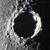 [Crater Copernicus at sunrise]