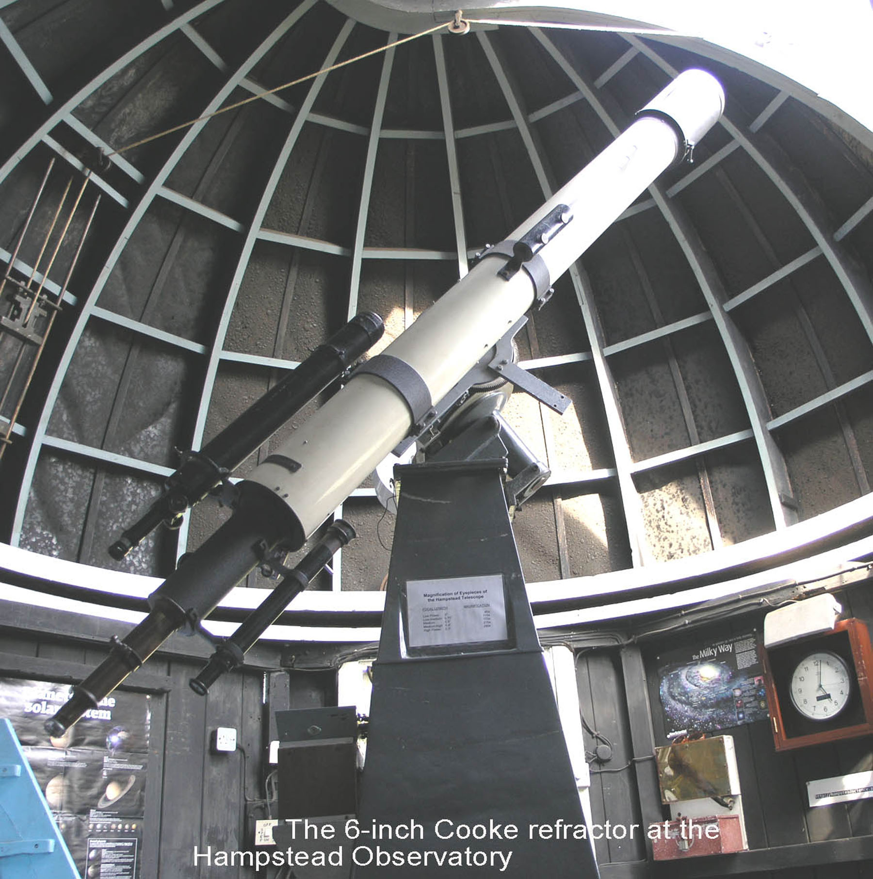 astronomy observatory with telescope - photo #23