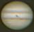 [Jupiter, Io and shadow, 10 Aug 97]